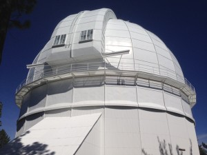It was on Mount Wilson that Edwin Hubble showed us how insignificant we were.
