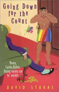 Book Cover: Going Down for the Count